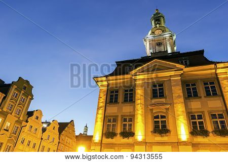 Town Hall In Jelenia Gora