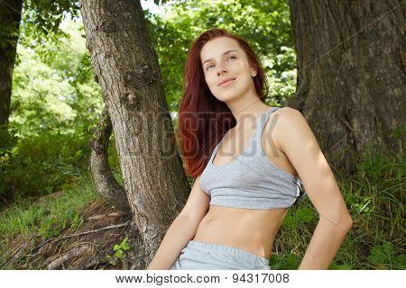 Beautiful fit Girl