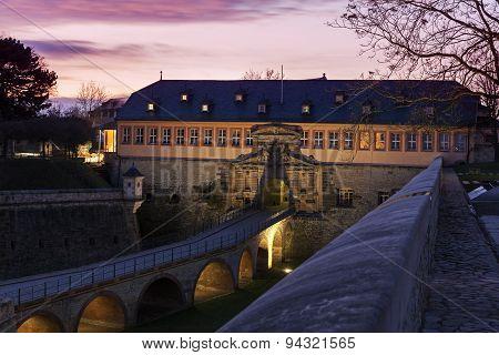 Citadel Petersburg In Erfurt