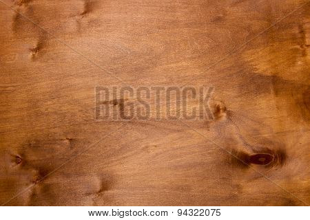 Dark-colored Plywood