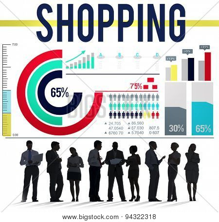 Shopping Purchase Retail Sale Buying Concept