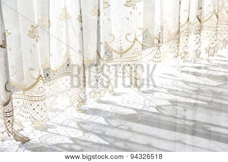 Curtain Shadow Lace