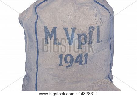 Navy Catering Bags