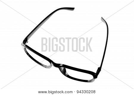 Black Eye Glasses