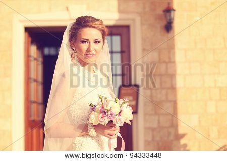 Bride In The Sunlight