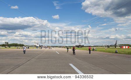 Kubinka Airfield