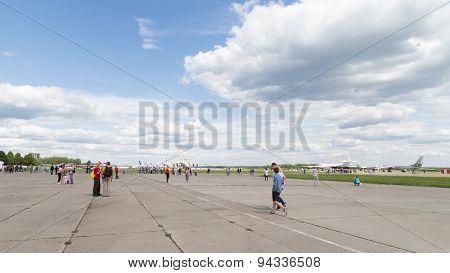 Kubinka Airshow