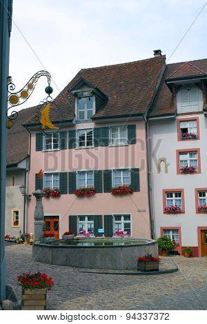 Square in Laufenburg