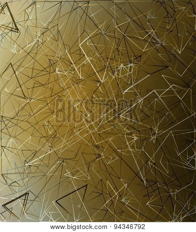 Abstract background, geometry, lines design
