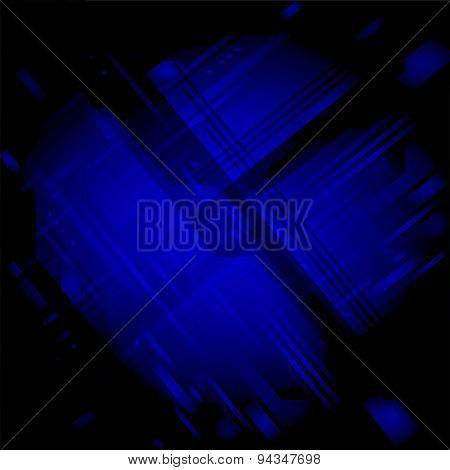 PriBlue black texture background