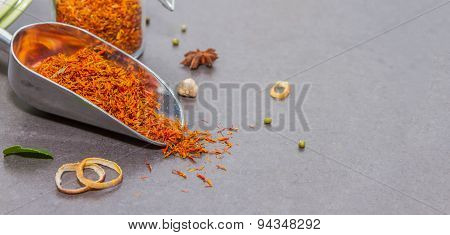 Spices And Herbs , Food And Cuisine Ingredient.