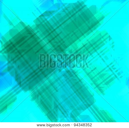 Modern Technical blue background