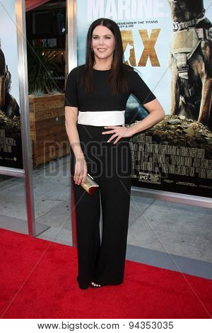 LOS ANGELES - JUN 23:  Lauren Graham at the