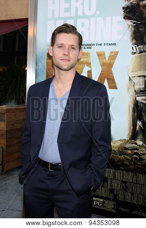 LOS ANGELES - JUN 23:  Luke Kleintank at the