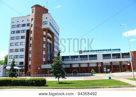 Electrochemical Plant, Zelenogorsk