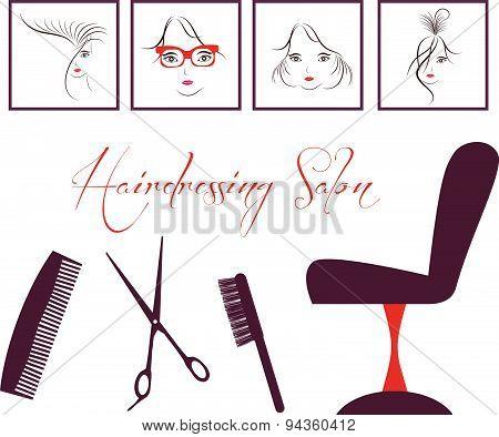 hair theme salon