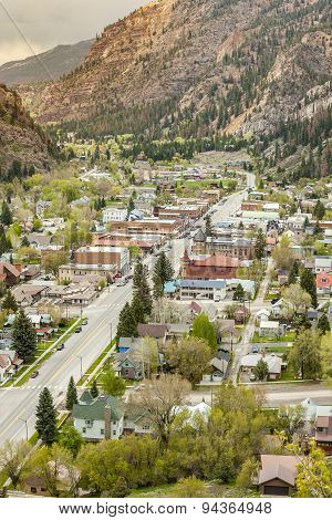Ouray Panorama
