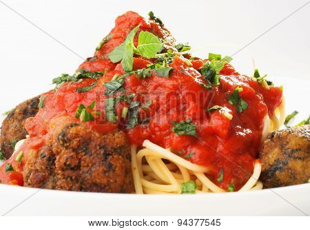 Pasta Collection - Spaghetti With Meatballs