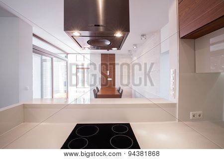 Wheat With Electric Hob