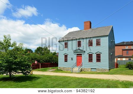 Wheelwright House, Portsmouth, New Hampshire