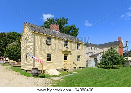 Jackson House, Portsmouth, New Hampshire