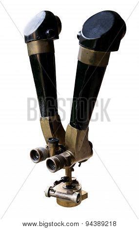 Old Italian Military Binoculars