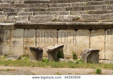 Ancient City Of Heraclea, Bitola