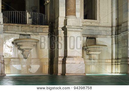 Acqua Paola Fountain