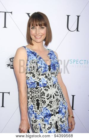 LOS ANGELES - JUN 24:  Julie Ann Emery at the