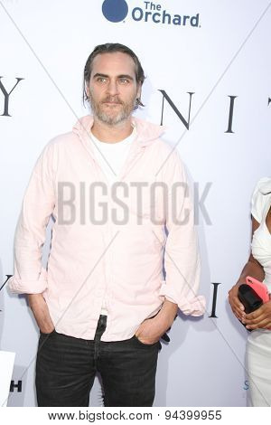 LOS ANGELES - JUN 24:  Joaquin Phoenix at the