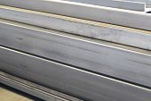 picture of foundation  - metal profiles channel foundation for building structures steel - JPG