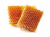 stock photo of honeycomb  - Honeycombs - JPG