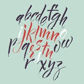 pic of alphabet  - Alphabet letters - JPG