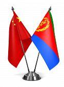stock photo of eritrea  - China and Eritrea  - JPG