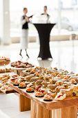 foto of catering  - catering food - JPG