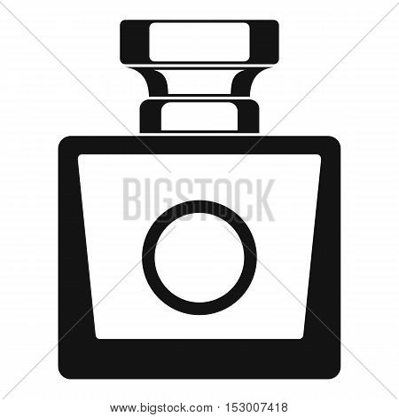 Perfume icon. Simple illustration of perfume vector icon for web