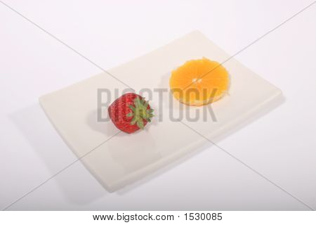 Strawberry & Orange Slice 2