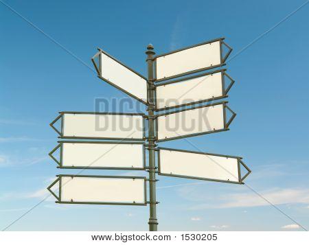 Multway Signpost