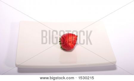 Bitten Strawberry