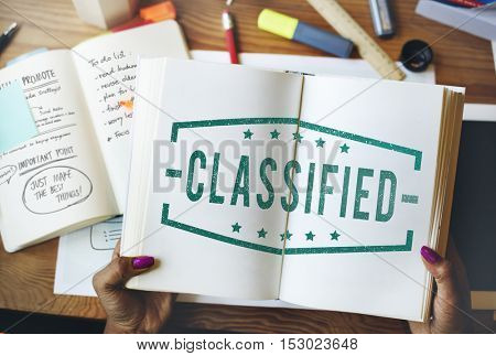 Inspected Classified Original Qualified Concept