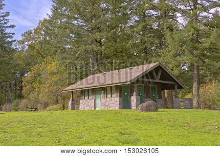 State park public facility services Washington state.