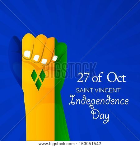 Saint Vincent Independence Day_23Oct_20