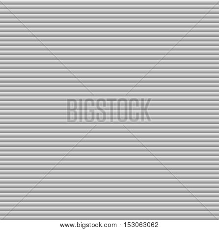 Pattern texture of crumpled paper in the volume of horizontal lines for notes. Can be used for wallpaper, pattern fills, web page background, surface textures. Grey galousie.