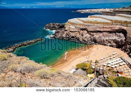 Small Cozy Abama Beach