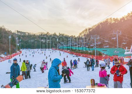 Vivaldi Park Ski Resort