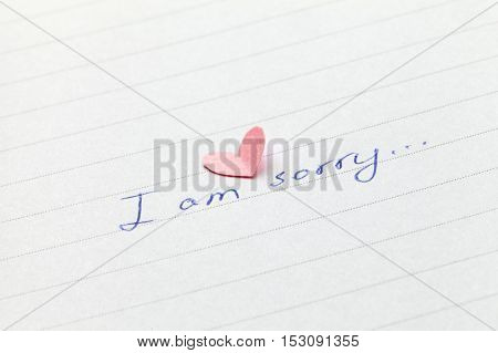 Handwritten phrase