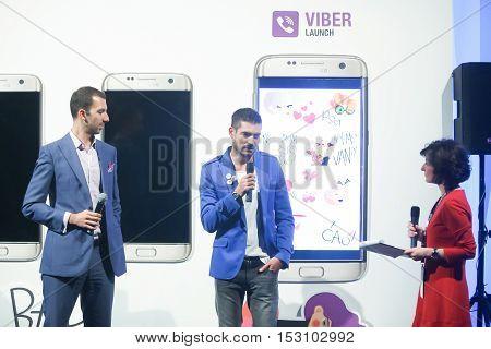 Viber Sticker, Bipa Fashion.hr, Zagreb, Croatia.