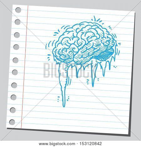 Brain freezing