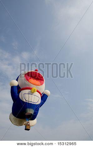 Doraemon Hot Air Balloon