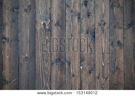 background texture vintage wooden planks close up